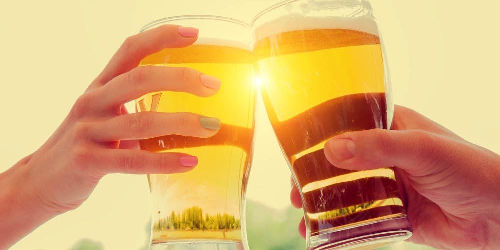 Μου αρέσει η μπύρα, αλλά φοβάμαι να μην κάνω... κοιλιά