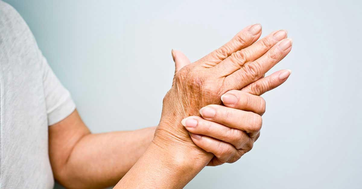 Βοηθήματα για ασθενείς με αρθρίτιδα