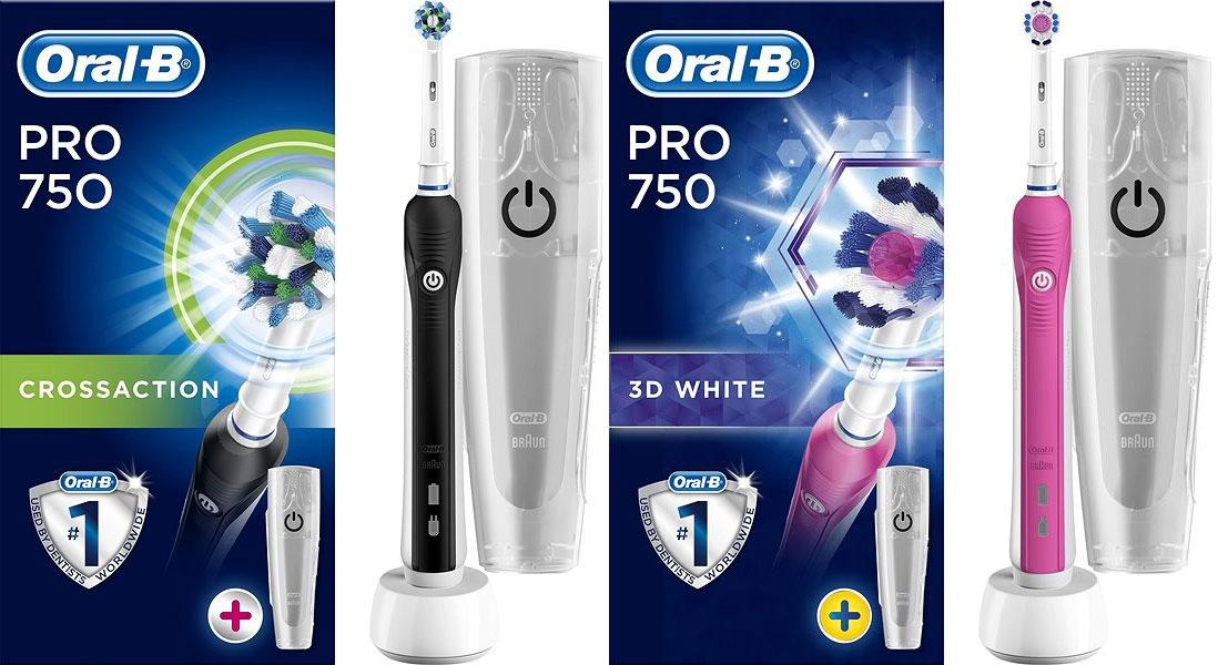 Διαγωνισμός Ηλεκτρικές Οδοντόβουρτσες Oral B