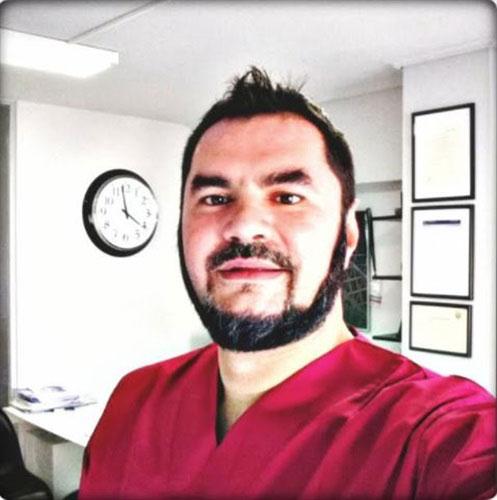 Οδοντίατρος Ηλιόπουλος Νικήτας