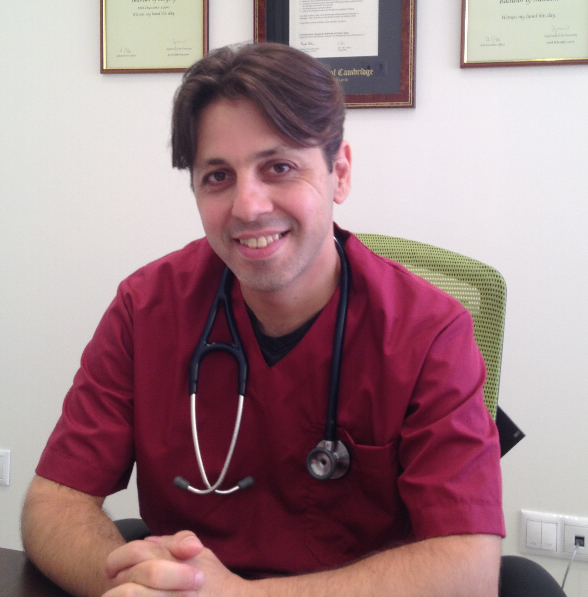 Καρδιολόγος Τσαρπαλής Κωστής