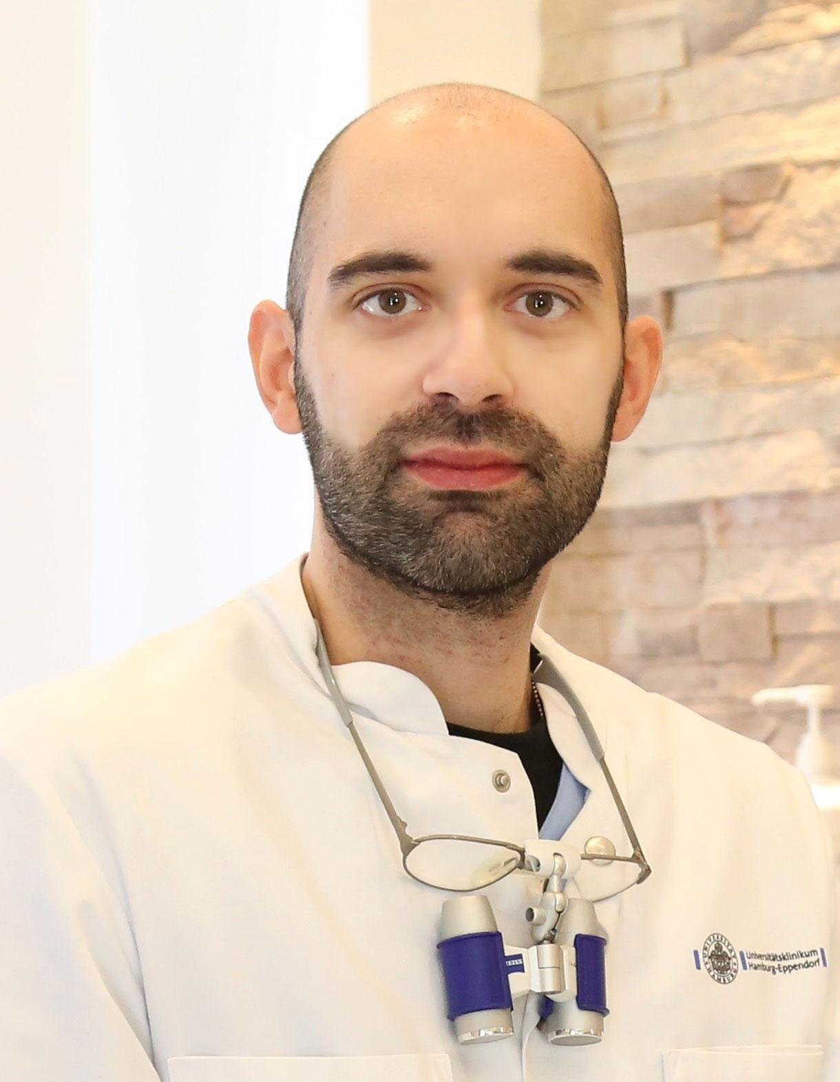 Τσιρογιάννης Παναγιώτης-Οδοντίατρος-image