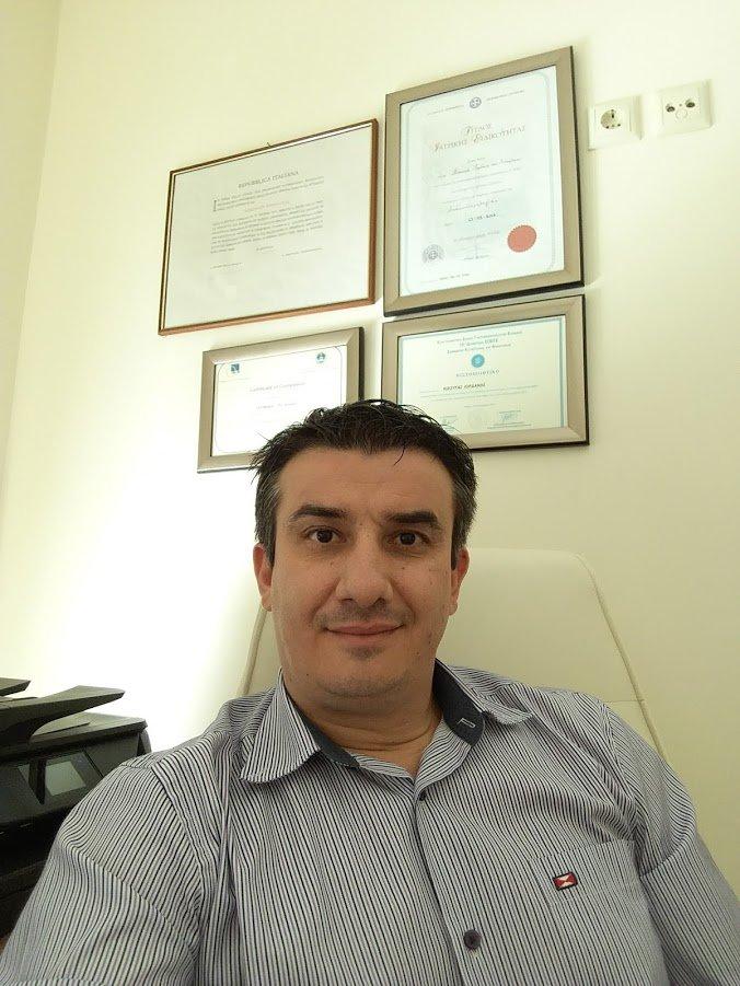 Γαστρεντερολόγος Κισουράς Ιορδάνης