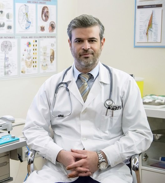 Νευρολόγος ΜΟΥΣΤΡΗΣ ΑΝΔΡΕΑΣ